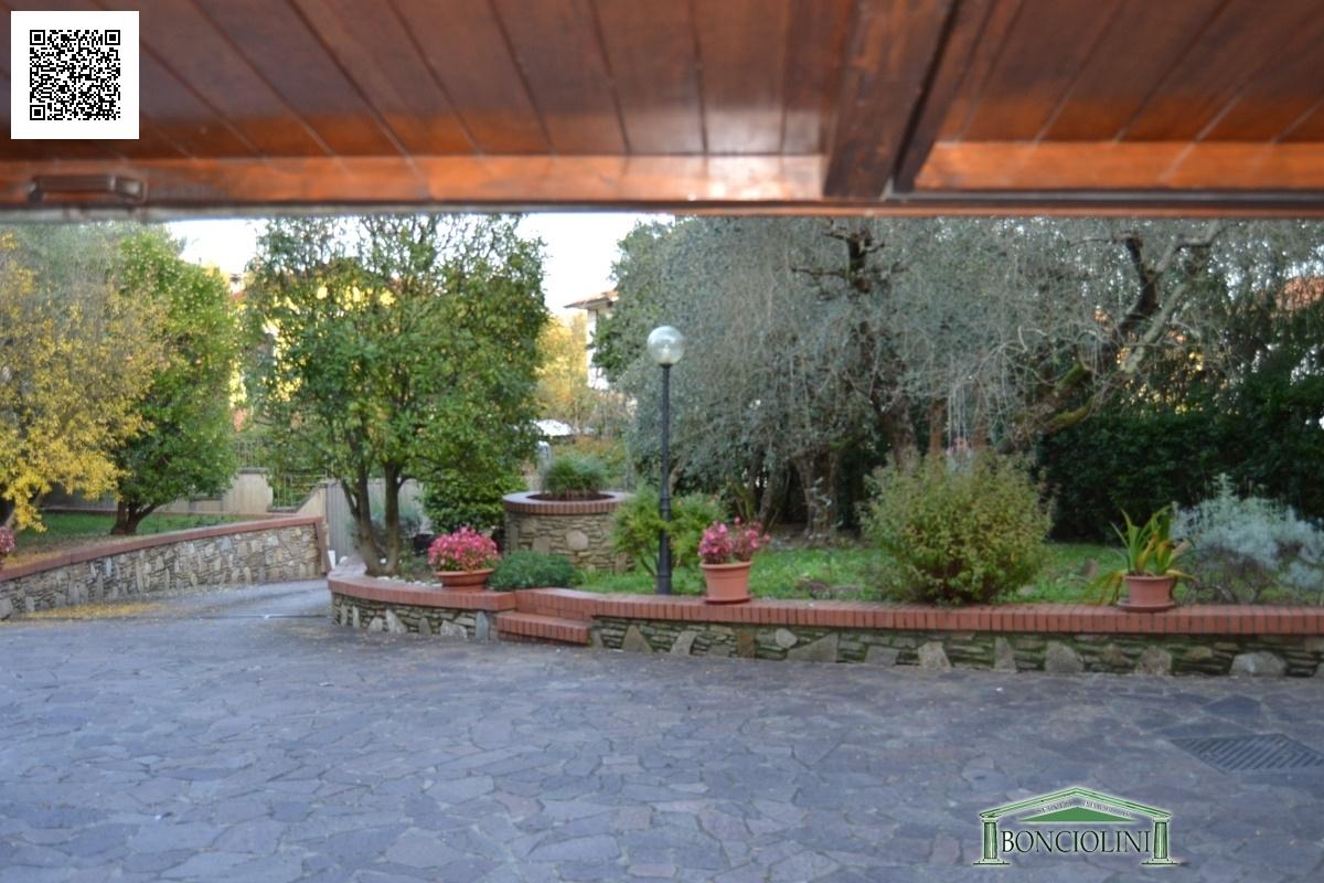 Villa singola Buggiano PT1319
