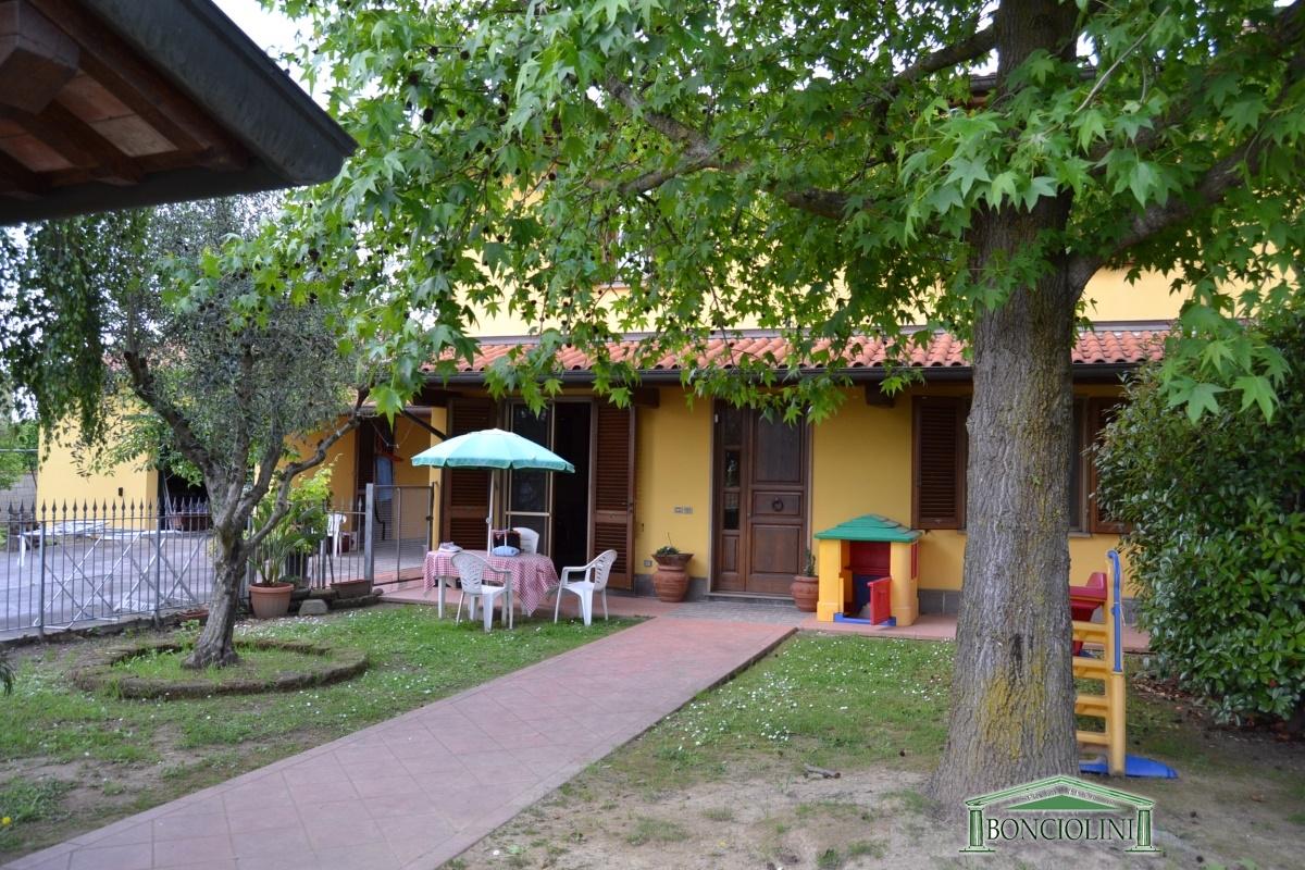 Casa Indipendente Chiesina Uzzanese PT1041